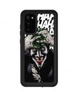 The Joker Insanity Galaxy S20 Waterproof Case