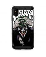 The Joker Insanity iPhone XS Max Cargo Case