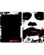 The Joker Apple iPad Skin