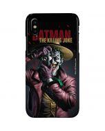 The Joker Killing Joke Cover iPhone XS Max Lite Case