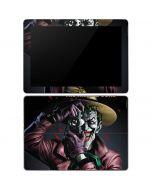 The Joker Killing Joke Cover Surface Go Skin