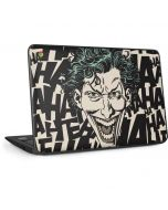 The Joker Laughing HP Chromebook Skin