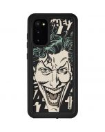 The Joker Laughing Galaxy S20 Waterproof Case