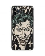 The Joker Laughing iPhone 11 Pro Max Skin