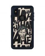 The Joker Laughing iPhone X Waterproof Case