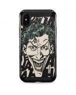 The Joker Laughing iPhone XS Max Cargo Case