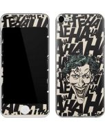 The Joker Laughing Apple iPod Skin