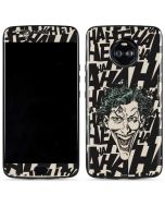The Joker Laughing Moto X4 Skin
