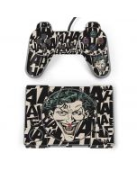 The Joker Laughing PlayStation Classic Bundle Skin