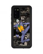The Joker Mixed Media Galaxy S20 Waterproof Case