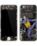 The Joker Mixed Media Apple iPod Skin