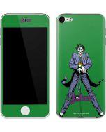 The Joker Portrait Apple iPod Skin