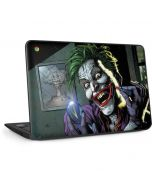 The Joker Put on a Smile HP Chromebook Skin