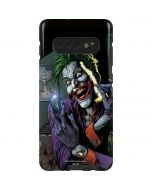 The Joker Put on a Smile Galaxy S10 Plus Pro Case