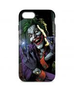 The Joker Put on a Smile iPhone 8 Pro Case