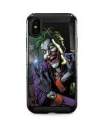 The Joker Put on a Smile iPhone XS Max Cargo Case