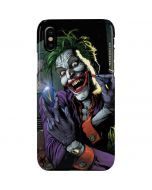 The Joker Put on a Smile iPhone XS Max Lite Case