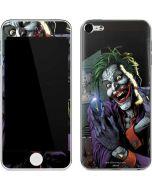 The Joker Put on a Smile Apple iPod Skin
