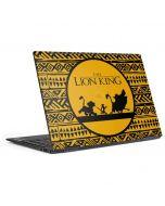 The Lion King Tribal Print HP Envy Skin