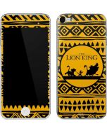 The Lion King Tribal Print Apple iPod Skin
