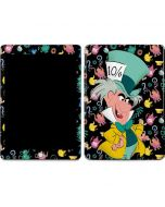 The Mad Hatter Apple iPad Skin