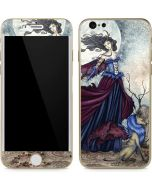 The Moon is Calling Fairy and Dragon iPhone 6/6s Skin