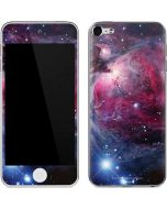 The Orion Nebula Pink Apple iPod Skin