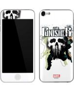 The Punisher Colors Apple iPod Skin