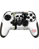 The Punisher Colors PlayStation Scuf Vantage 2 Controller Skin