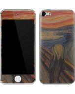 The Scream Apple iPod Skin