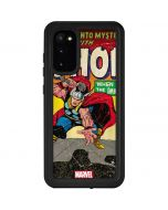 Thor Meets The Immortals Galaxy S20 Waterproof Case