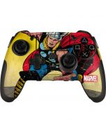 Thor Meets The Immortals PlayStation Scuf Vantage 2 Controller Skin