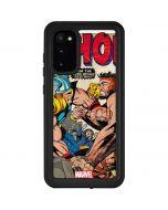 Thor vs Hercules Galaxy S20 Waterproof Case
