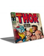 Thor vs Hercules Apple MacBook Air Skin