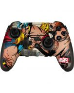 Thor vs Hercules PlayStation Scuf Vantage 2 Controller Skin