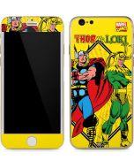 Thor vs Loki iPhone 6/6s Skin