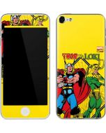 Thor vs Loki Apple iPod Skin