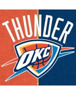 OKC Thunder Split Yoga 910 2-in-1 14in Touch-Screen Skin