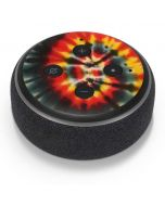 Tie Dye - Rasta Spiral Amazon Echo Dot Skin