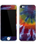 Tie Dye Apple iPod Skin