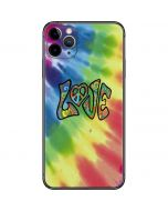 Tie Dye Peace & Love iPhone 11 Pro Max Skin