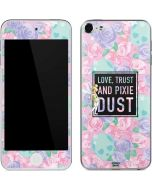 Tinker Bell Love Trust and Pixie Dust Apple iPod Skin