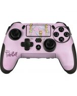Tinker Bell Water Color PlayStation Scuf Vantage 2 Controller Skin