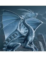 Silver Dragon LifeProof Nuud iPhone Skin