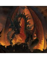 Fireball Dragon Playstation 3 & PS3 Skin