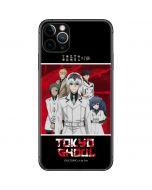 Tokyo Ghoul re Red Splatter iPhone 11 Pro Max Skin