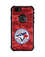 Toronto Blue Jays Digi Camo iPhone 6/6s Waterproof Case