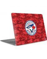 Toronto Blue Jays Digi Camo Apple MacBook Air Skin