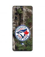 Toronto Blue Jays Realtree Xtra Green Camo Galaxy S20 Ultra 5G Skin