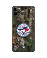 Toronto Blue Jays Realtree Xtra Green Camo iPhone 11 Pro Max Skin